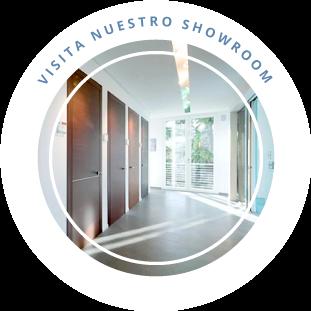 Visita nuestra showroom